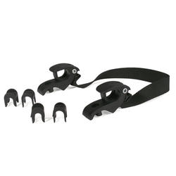 Ortlieb QL1 Top Hooks With Inserts