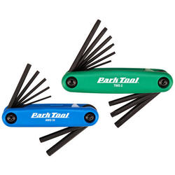 Park Tool Fold-Up Wrench Set