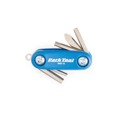 Park Tool Micro Fold-Up Hex Key Set