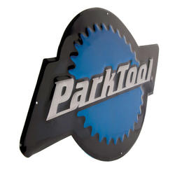 Park Tool Metal Logo Sign