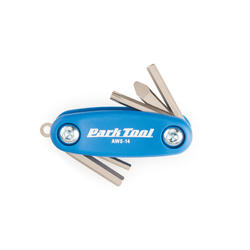Park Tool Mini Fold-Up Hex Key Set