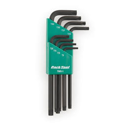 Park Tool Torx Compatible Wrench Set (T9 To T40)