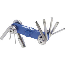 Park Tool I-Beam Mini Fold-Up Hex Wrench/Screwdriver/Torx Set