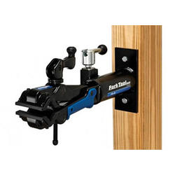 Park Tool Deluxe Wall-Mount Repair Stand with 100-3D Clamp