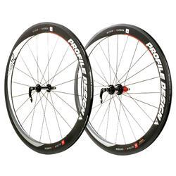 Profile Design Altair 52 Carbon Clincher Wheelset