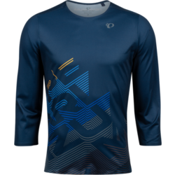 Pearl Izumi Men's Launch 3/4 Sleeve Jersey