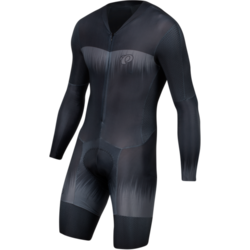 Pearl Izumi Men's Pursuit / BLACK Mach 5 Long Sleeve Speedsuit
