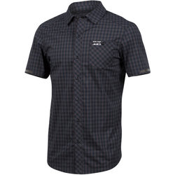 Pearl Izumi Men's Short Sleeve Button-Up