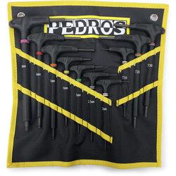 Pedro's Pro TL Hex & Torx Set II w/Pouch