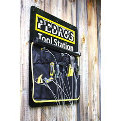 Pedro's Tool Station - Public Bike Repair Station