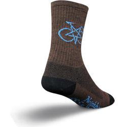 SockGuy Penta Bike Wool Socks