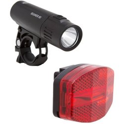 Planet Bike Beamer 80 Headlight/Grateful Red Taillight Combo