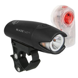 Planet Bike Blaze 140 SL and Superflash Turbo Light Set