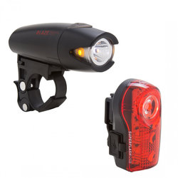 Planet Bike Blaze 210SL and Superflash USB combo set