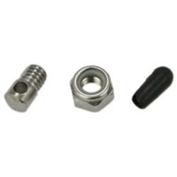 Planet Bike Fender Stay Eyebolt, Nut & Rubber Cap