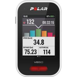 Polar V650 GPS Bike Computer with Heart Rate Sensor