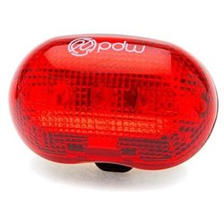 Portland Design Works Red PlanetTaillight