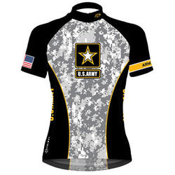 Primal Wear US Army Camo Jersey - Women's
