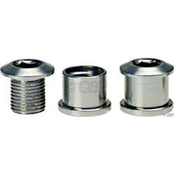Problem Solvers Double Chainring Bolts - 8mm