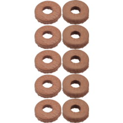 Problem Solvers Leather washers (10-pack)