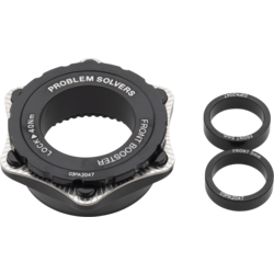 Problem Solvers Front 10mm Booster Kit - Center Lock Hub