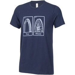 Problem Solvers Tire v. Wheel Shirt