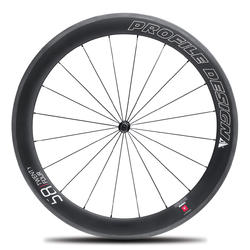Profile Design 58/TwentyFour Full Carbon Wheelset (Clincher)