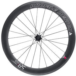 Profile Design 58/TwentyFour Full Carbon Rear Wheel (Clincher)