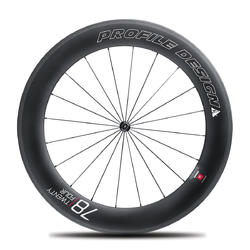 Profile Design 78/TwentyFour Full Carbon Tubular Wheels