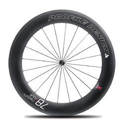 Profile Design 78/TwentyFour Full Carbon Tubular Wheels