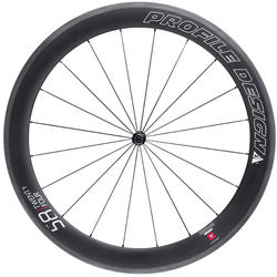 Profile Design 58/TwentyFour Full Carbon Front Wheel (Clincher)