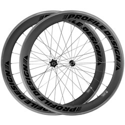Profile Design 58/TwentyFour II 700c Clincher Wheelset