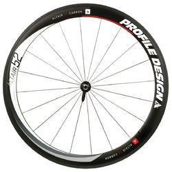 Profile Design Altair 52 Carbon Clincher Front Wheel
