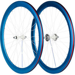 Pure Cycles 700c 50mm Wheelset