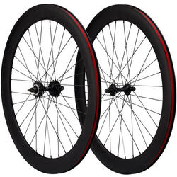 Pure Cycles 700c 60mm Wheelset