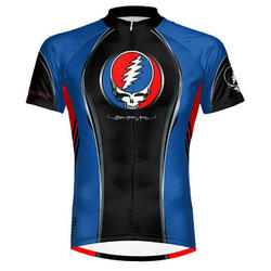 Primal Wear Grateful Dead Team Steal Your Face Jersey