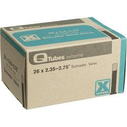 Q-Tubes Extreme Tube (26 x 2.35-2.75 inch, Schrader Valve)