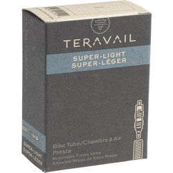 Teravail Superlight Tube (700c x 18 – 23mm, Presta Valve)