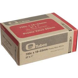 Q-Tubes Tube (700c x 18-23mm, Presta Valve)