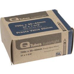Q-Tubes Superlight Tube (700c x 35-43mm, Presta Valve)