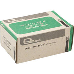 Q-Tubes Tube (20 x 1-3/8 inch, Schrader Valve)