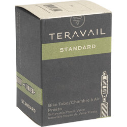 Teravail Tube (20 x 1-1/8 – 1-3/8 inch, Presta Valve)