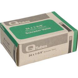 Q-Tubes Tube (24 x 1-3/8 inch, Schrader Valve)