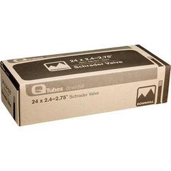 Q-Tubes Downhill Tube (24 x 2.4-2.75 inch, Schrader Valve)