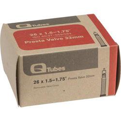 Q-Tubes Tube (26 x 1.5-1.75 inch, Presta Valve)