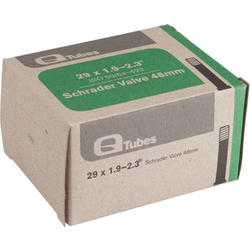 Q-Tubes Tube (29 x 1.9-2.3 inch, 48mm Schrader Valve)