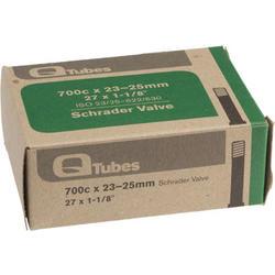 Q-Tubes Tube (700c, Schrader Valve)