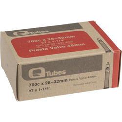 Q-Tubes Tube (700c x 28-32mm, Presta Valve)