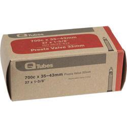 Q-Tubes Tube (700c x 35-43mm, Presta Valve)