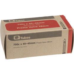 Q-Tubes Tube (700c x 40-45mm, Presta Valve)